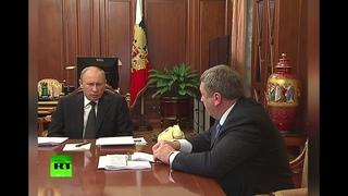 Путин раскритиковал Минрегион за рост тарифов ЖКХ