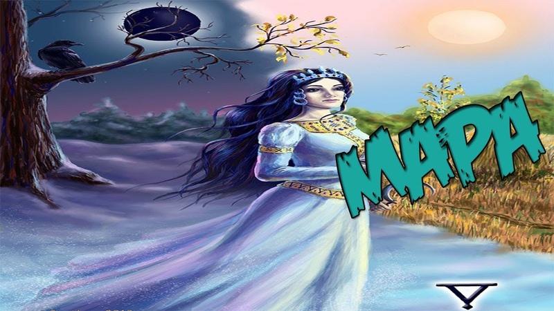 Боги Славян Мара богиня смерти