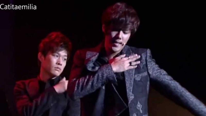 SS501 KIM KYU JONG Never Let You