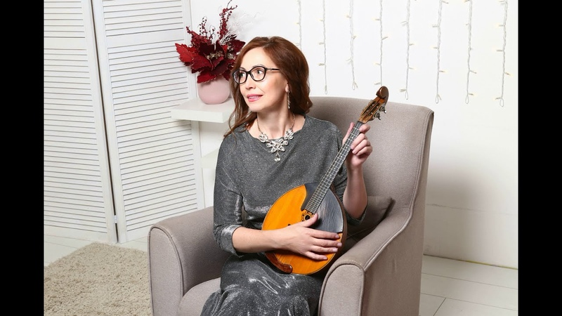 Tatiana Nenasheva domra V Kuprevich Elegy