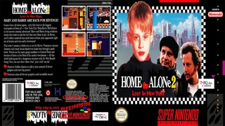 SNES: Home Alone 2 - Lost in New York (rus) longplay [198]