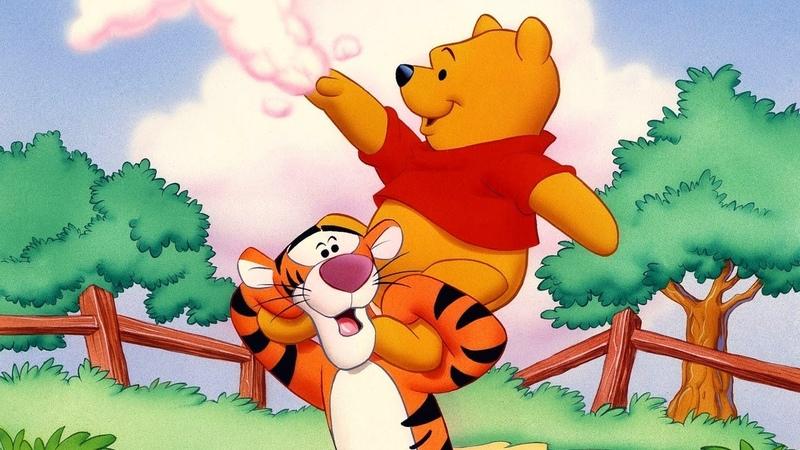 Новые приключения медвежонка Винни и его друзей Серия 1 Сезон 1 Мультфильмы Disney Узнавайка