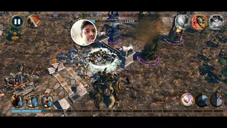 Olympus Rising gameplay (Alliance War)