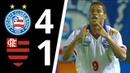 Bahia 4 x 1 Flamengo - Campeonato Brasileiro 2000