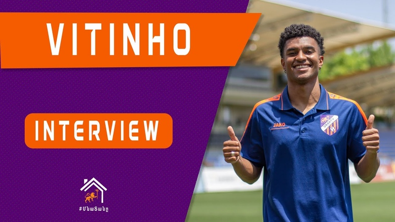 Interview with Vitinho