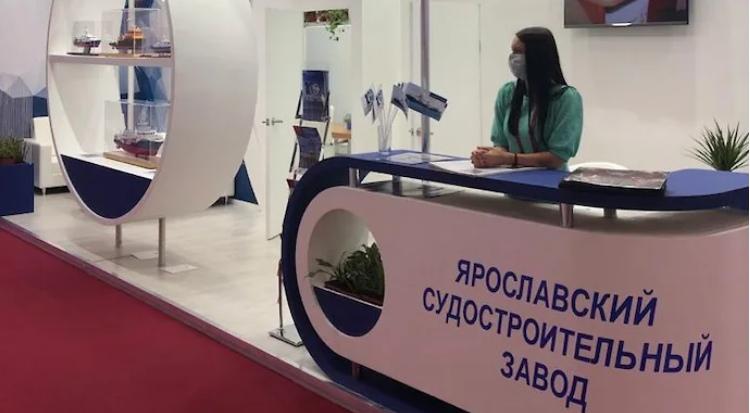 Построенный в Ярославле буксир по Севморпути прибыл на Камчатку