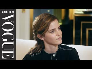 Emma watson talks turning 30 working with meryl streep and being happily single [rus sub]