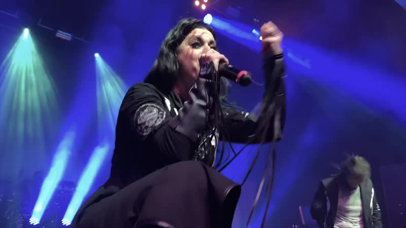LACUNA COIL Save Me OFFICIAL LIVE VIDEO