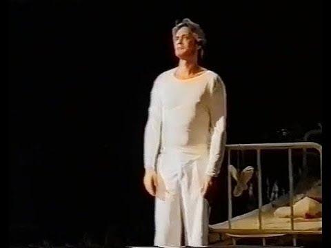 Спектакль Нижинский сумасшедший божий клоун 1999г