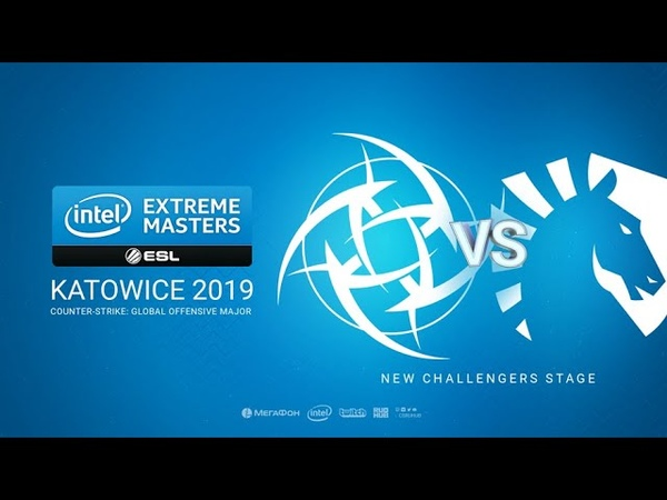 Liquid vs NiP - IEM Season XIII - Katowice Major 2019 - map1 - de_overpass [MintGod SSW]