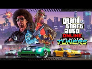ПЕРВЫЙ ВЗГЛЯД на обновление Los Santos Tuners для GTA Online