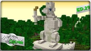 Minecraft  InSphere Deeper - БиоТопливо Телепорт Крысляндия #29