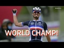 Julian Alaphilippe Is The NEW WORLD CHAMPION!