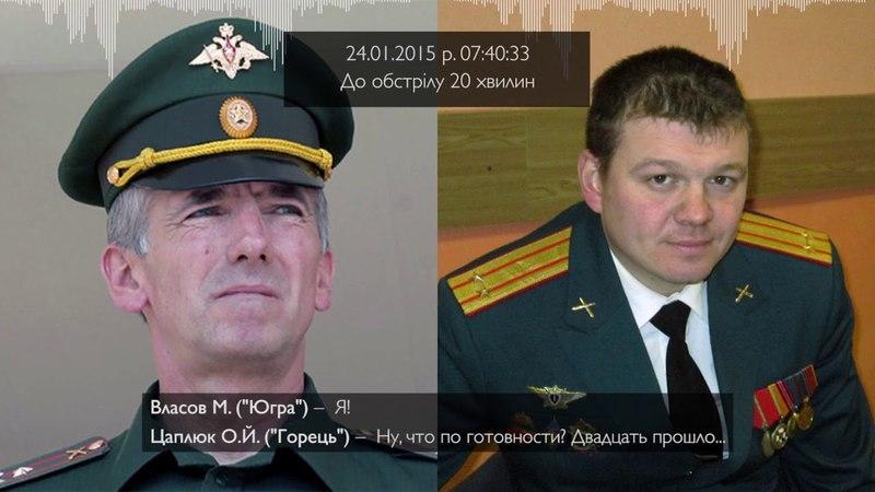 Доказательства причастности российских военных к обстрелу микрорайона Восточный города Мариуполь 29 января 2015 года