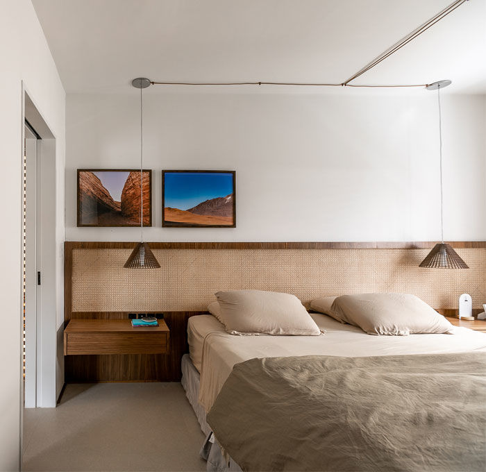ML Apartment by flipê arquitetura