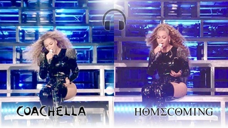 Beyoncé - I Care (COACHELLA VS HOMECOMING)