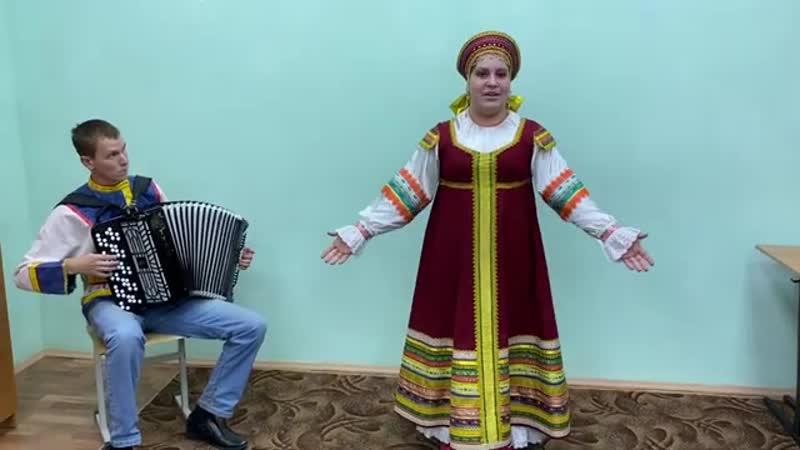 Капустин Илья Сергеевич Номер Рассыпала Маланья бобы