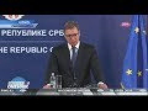 Vučić Kosovo i Metohija je najvažnije pitanje