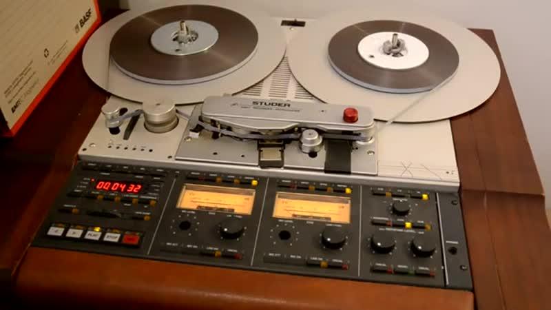 John McLaughlin Al Di Meola Short Tales Of The Black Forest master tape