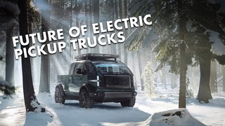The future of electric pickup trucks