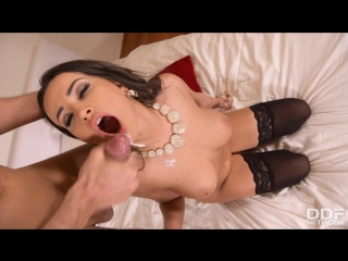 Alyssia kent hotel guest fucked by manager