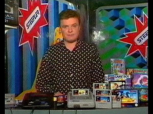 Передача Денди новая реальность 32 выпуск 22 апреля 1995 года канал 2x2