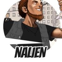 Логотип NALIEN
