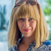 Виктория Меерович фото со страницы ВКонтакте