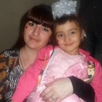 Фотография страницы Алены Лазаревой ВКонтакте