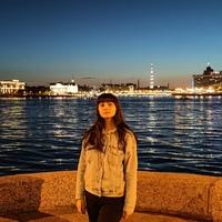 Фотография страницы Ксении Налейкиной ВКонтакте