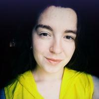Фотография страницы Виктории Лазаревой ВКонтакте