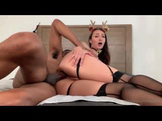 Bella Rolland, Dredd - Anal Sex Interracial Teen Big Natural Tits Juicy Ass Black Cock Monster Dick Amateur BBC Gape Porn, Порно