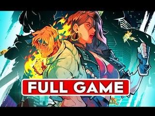 STREETS OF RAGE 4 - Полное прохождение FULL GAME [PC MAX FULL HD 1080P] Без комментариев
