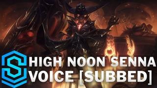 Voice - High Noon Senna [SUBBED] - English