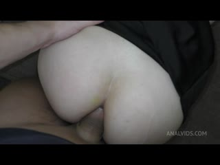 Baby Bamby - Nicks Anal Casting, Cute And Young Baby Bamby! Welcome To Porn With Balls Deep Anal, Gapes And Cum In Mouth NRX041