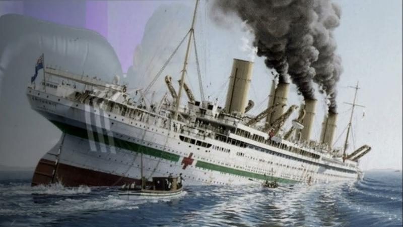 История Трансатлантического Пассажирского Лайнера History of the Passenger Liner Britannic