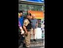 Eleitor do BOZO agride moça em BH com um soco e diz que vai dar tiro