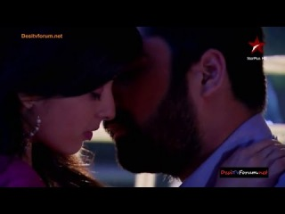 Astha and Shlok Romantic Scene - 4th October 2014
