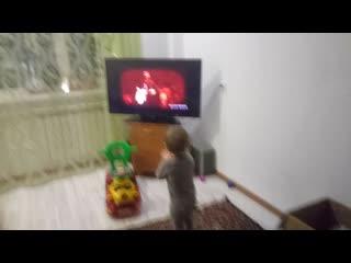 Перемен (домашние кадры Юрий Соболев) Виктор Цой рок-группа Кино.mp4
