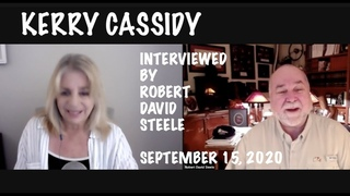 KERRY INTERVIEWED BY  ROBERT DAVID STEELE RE SECRET SPACE PROGRAM, FIRES, ETS AND MY BOOK