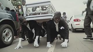 ПОДБОРКА ПРИКОЛОВ! ВЕСЕЛЫЕ ПОХОРОНЫ (MEMES) ТАНЦЫ С ГРОБОМ! ПАДЕНИЯ НЕСЧАСТНЫЕ СЛУЧАИ! coffin dance
