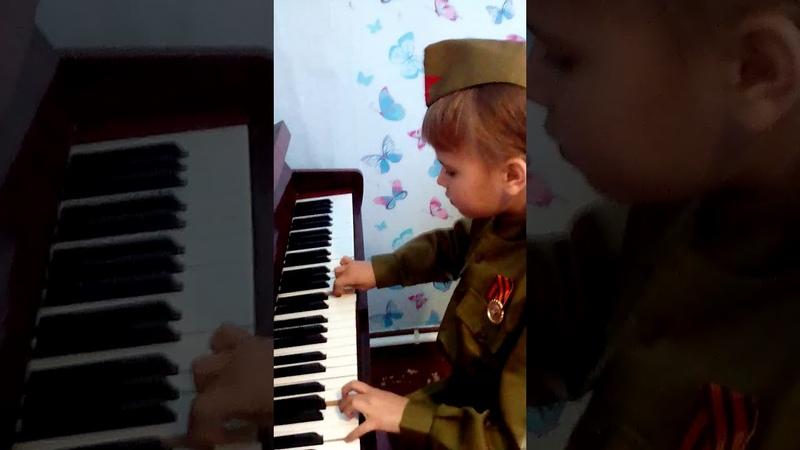 Исполняет Бредова Полина 2б класс игра на фортепиано Кристиан Нефе Андантино