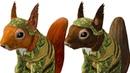 Симулятор Белки 2 Онлайн 5 Солдат. Челлендж Кида и победа над Боссом Енотом на пурумчата