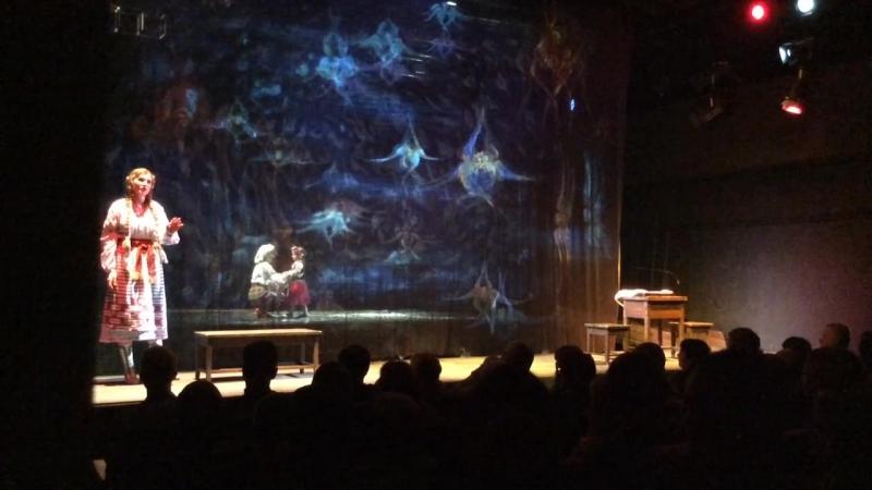 Pokrovskogo Opera Thetre The Premier Oksana