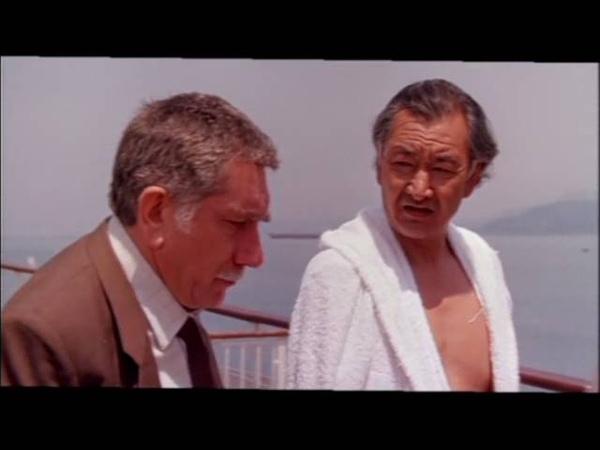 Советские фильмы Тайны мадам Вонг 1986