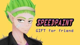 Speedpaint | Gift