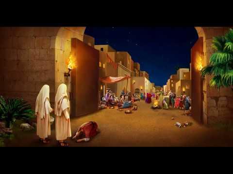 Уничтожение Содома и Гоморры Божии ответы на многие вопросы ч 1