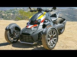 😲 Трицикл Can Am Ryker - Доступный Родстер BRP 👌!