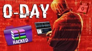 Уязвимость нулевого дня - 0day в WinRAR