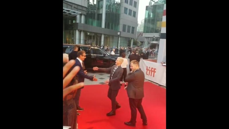 Kristen Stewart arriving on the red carpet for 'Jeremiah Terminator LeRoy' at TIFF18 - September 15